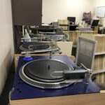Various turntables