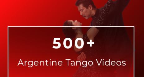 Dance Vision Argentine tango Videos